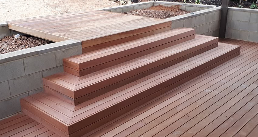 decking and pergolas Manners Building and Carpentry